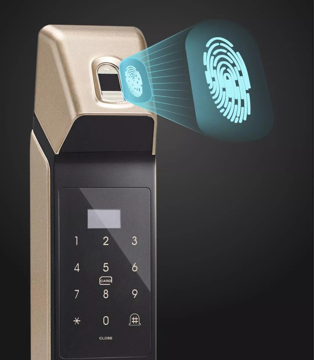 小燕全自动智能锁Titan如何保障家门安全?